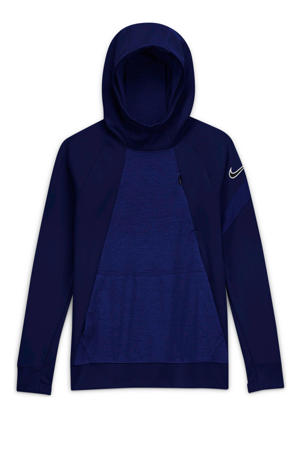 Junior  Academy hoodie donkerblauw