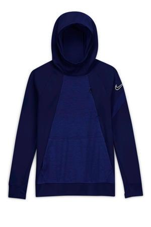 Junior  Academy hoodie zwart