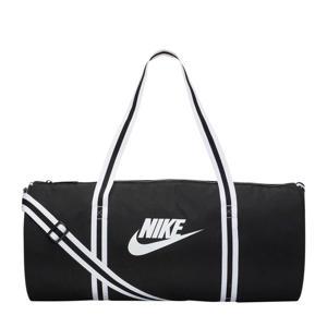 sporttas zwart/wit