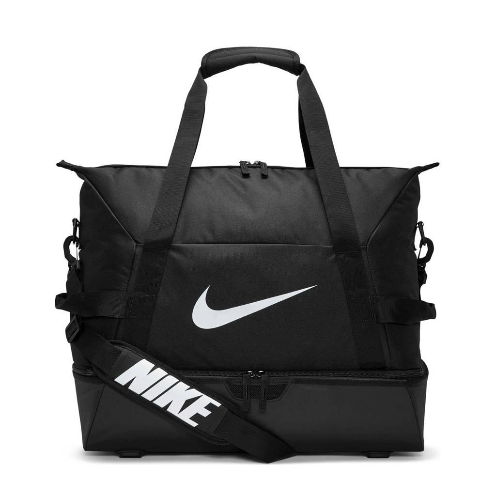 Nike   sporttas Academy Team L hardcase zwart, Zwart