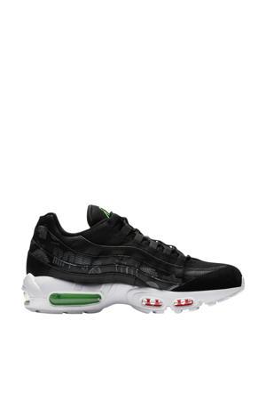 Air Max 95 World Wide sneakers zwart/wit/groen