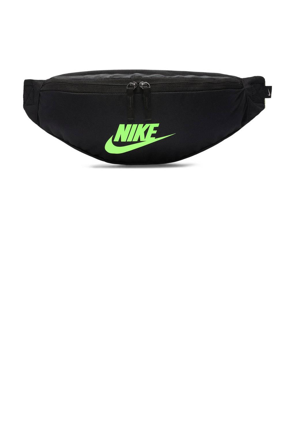Nike   heuptas zwart/geel, Zwart/geel