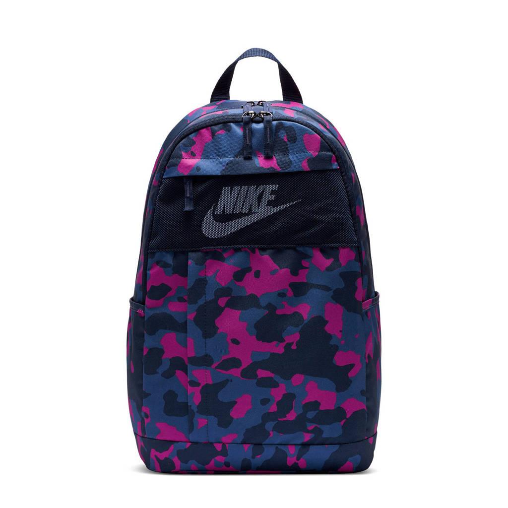 Nike   rugzak blauw/roze, Blauw/roze