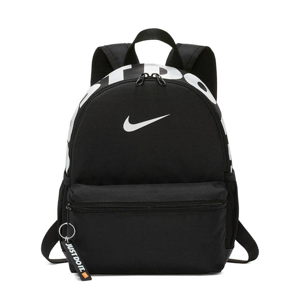 Nike  rugzak Brasilia JDI zwart/wit, Zwart/wit