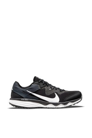 Juniper Trail  hardloopschoenen zwart/wit/grijs