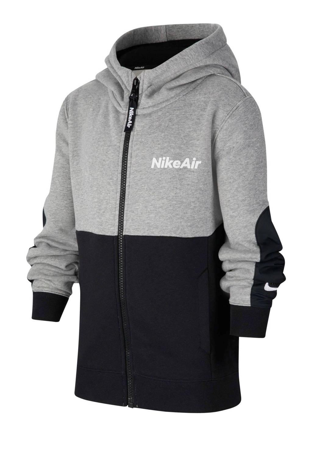 Nike vest grijs/zwart, Grijs/zwart