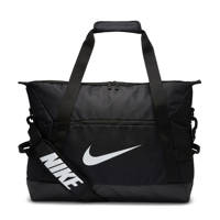 Nike   sporttas Academy Team M zwart, Zwart