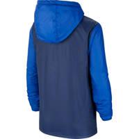 Nike jack blauw, Blauw