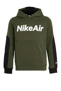 Nike hoodie kaki, Kaki