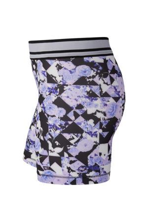 Short zwart/violet