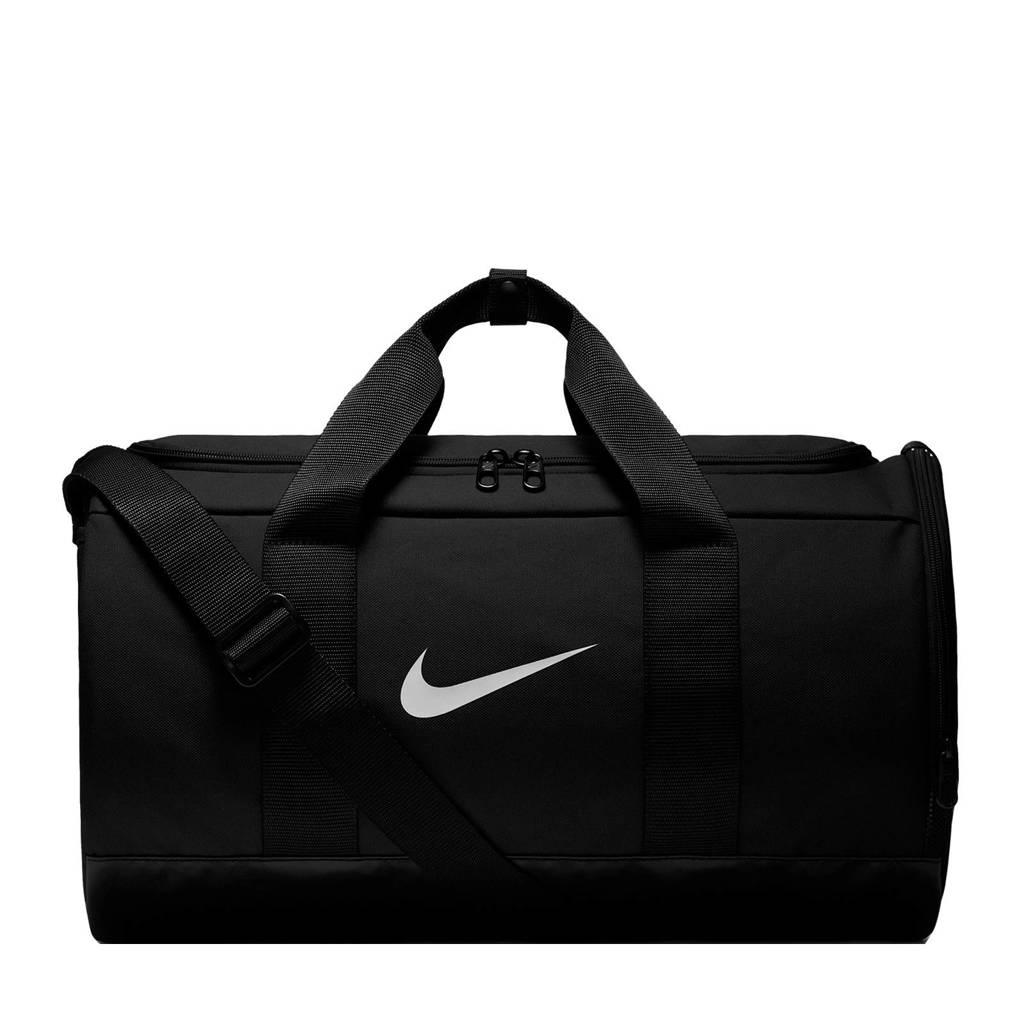 Nike   sporttas zwart/wit, Zwart/wit