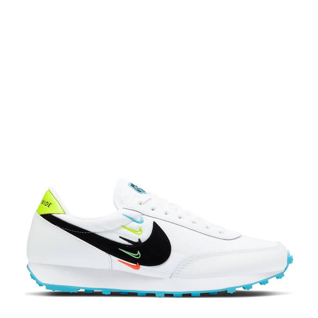 Nike Daybreak SE sneakers wit/zwart/fluorgeel