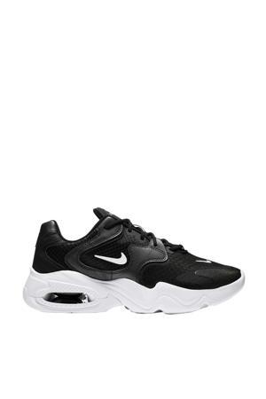 Air Max 2X sneakers zwart/wit