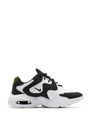 Air Max 2X sneakers wit/zwart