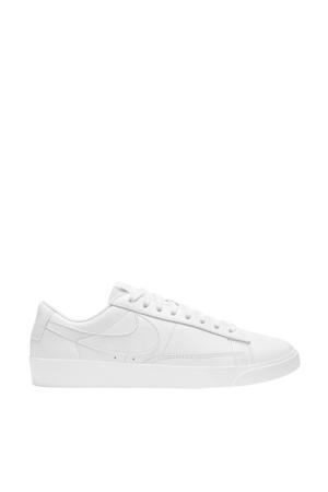 Blazer Low leren sneakers wit