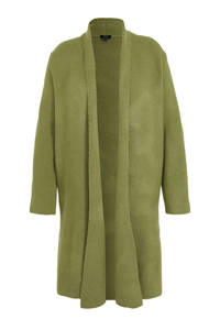 Yesta vest groen, Groen