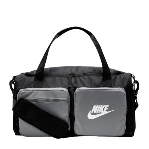 sporttas zwart/grijs