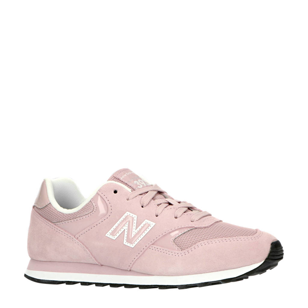 New Balance 393  sneakers oudroze, Oudroze