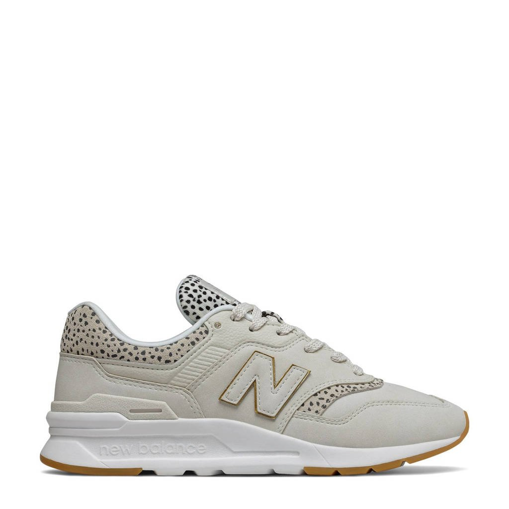 New Balance 997  sneakers grijs/zwart, Grijs/zwart