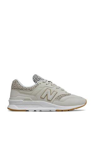 997  sneakers grijs/zwart