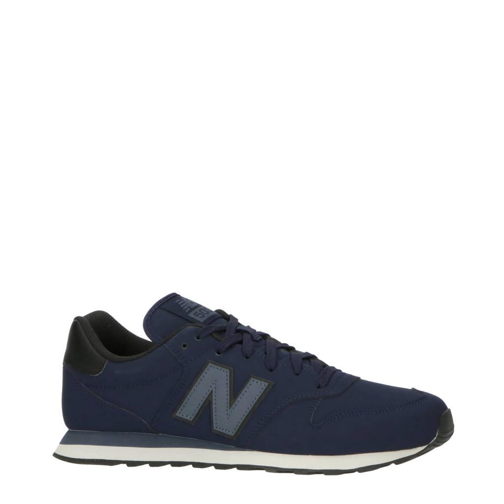 New Balance 500  sneakers donkerblauw, Donkerblauw