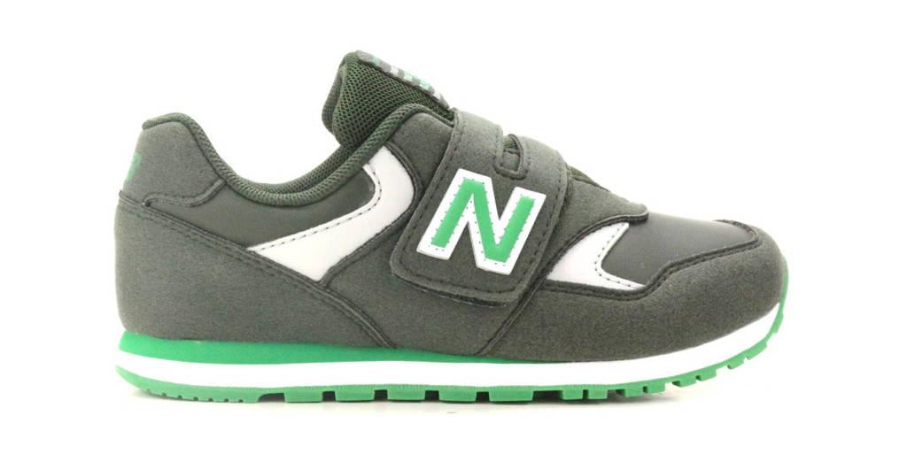 New Balance 393  sneakers kaki/groen, Kaki/groen