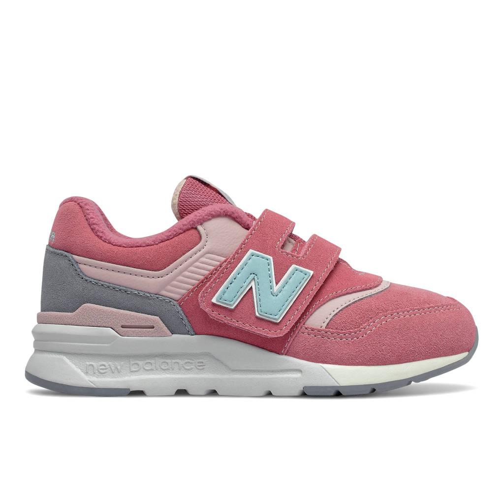 New Balance 997  sneakers roze/lichtblauw, Roze/lichtblauw