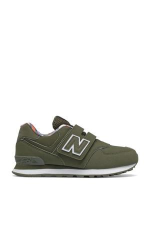 574  sneakers kaki