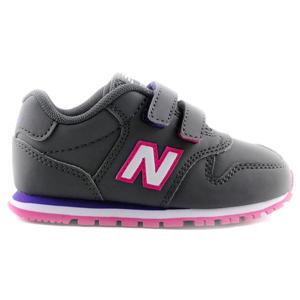 500  sneakers grijs/roze