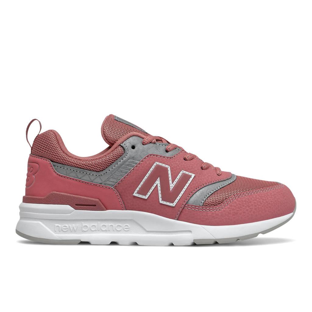 New Balance 997  sneakers oudroze/grijs, Oudroze/grijs