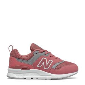 997  sneakers oudroze/grijs