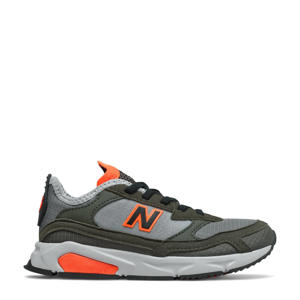 PHX  sneakers groen/grijs/oranje