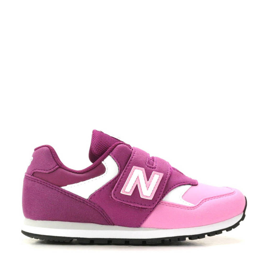 New Balance 393  sneakers fuchsia/roze, Fuchsia/roze