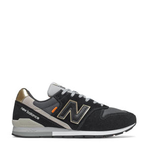 996 sneakers zwart/grijs