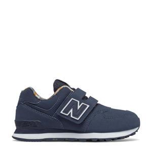 574  sneakers donkerblauw