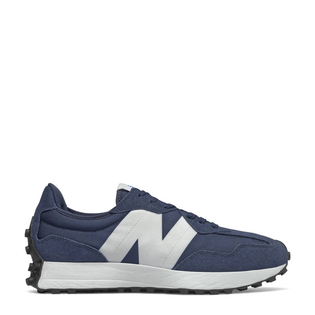 New Balance 327  sneakers donkerblauw/wit, Donkerblauw/wit