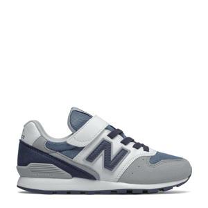 996  sneakers donkerblauw/grijs/wit