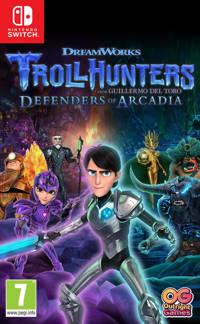 Trollhunters - Defenders od Arcadia (Nintendo Switch)