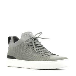 SG38  suède sneakers grijs