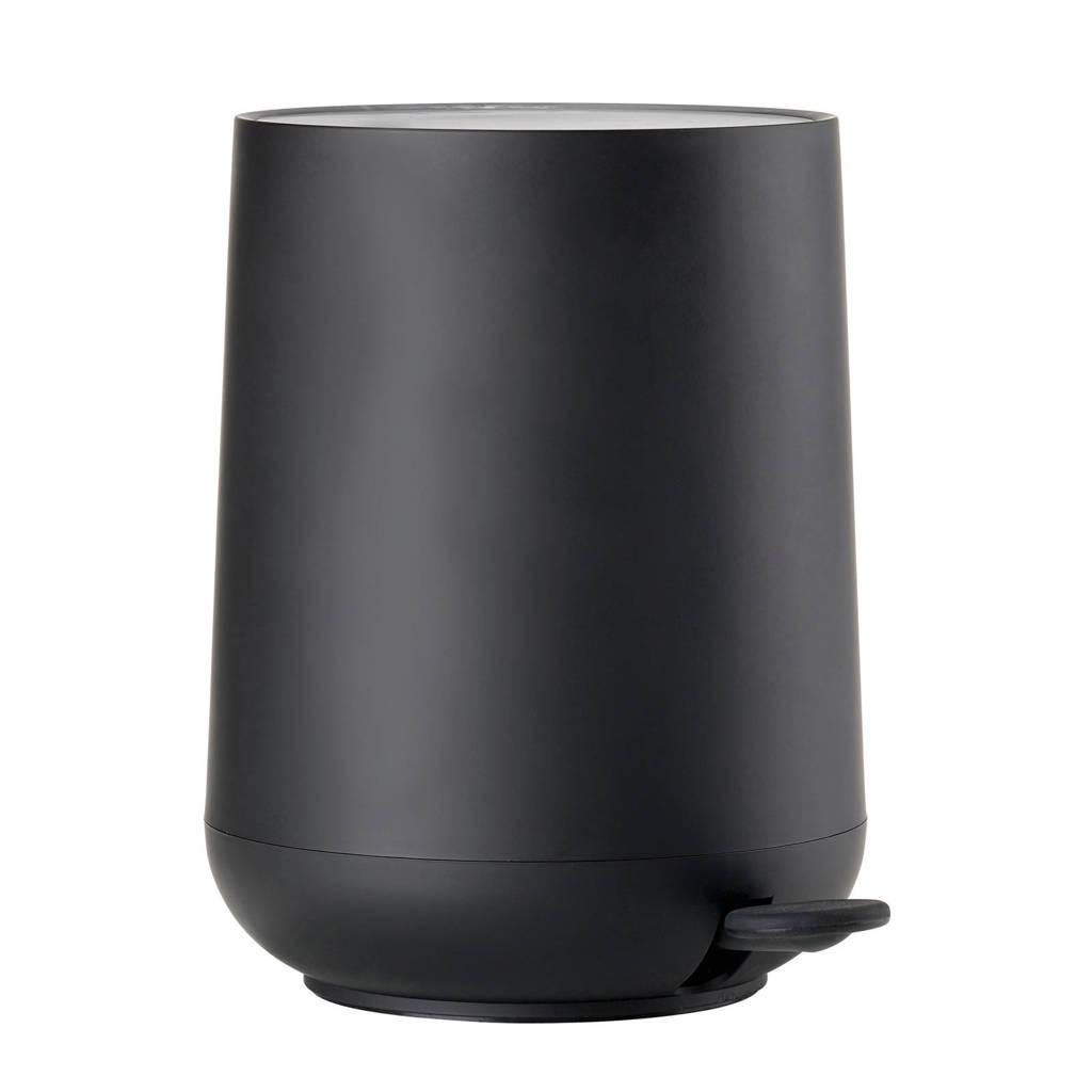 Zone toiletemmer Nova One (5 liter) Zwart