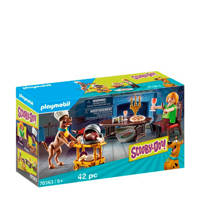 Playmobil Scooby-Doo Avondmaal met Shaggy 70363