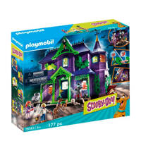 Playmobil Scooby-Doo Avontuur in Mystery Mansion 70361