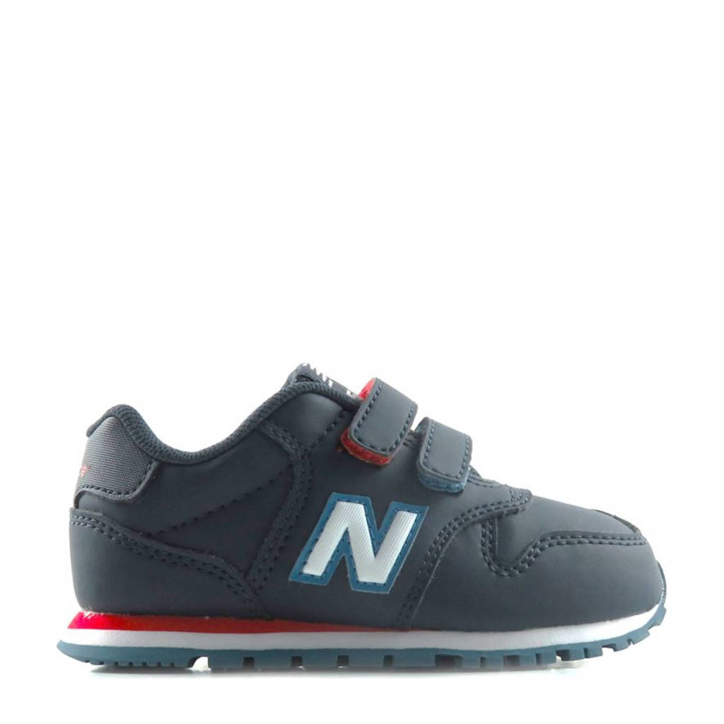 New Balance 500  sneakers donkerblauws/wit/rood, Donkerblauw/wit/rood