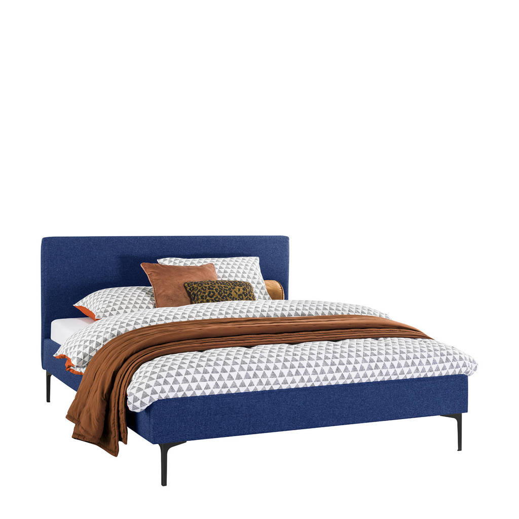 Beter Bed bed Novel (180x200 cm), Donkerblauw
