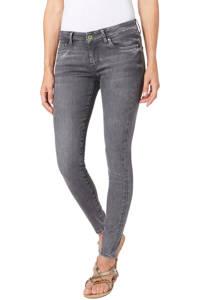 Pepe Jeans skinny jeans PIXIE grijs, Grijs