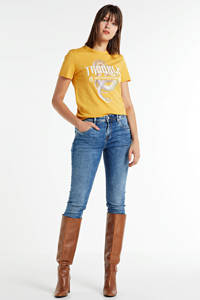 Pepe Jeans regular fit jeans Violet dark denim, Dark denim