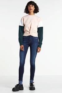 Pepe Jeans skinny jeans Regent donkerblauw, Donkerblauw