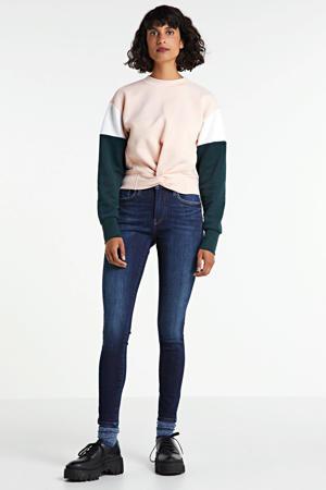 skinny jeans Regent donkerblauw
