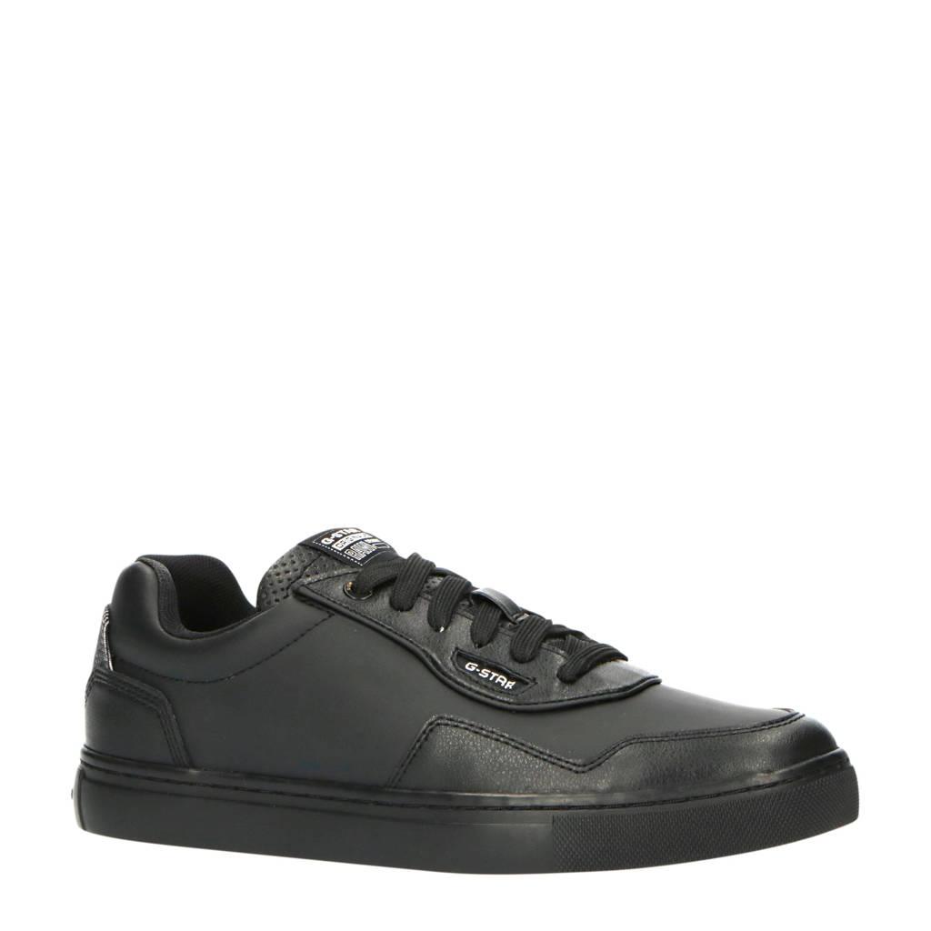 G-Star RAW Cadet Pro  sneakers zwart, Zwart/Zwart