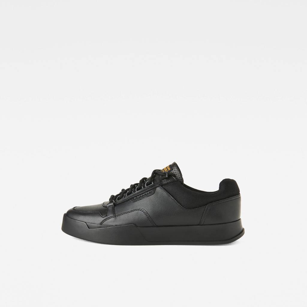 G-Star RAW Rackam Vodan Low II  sneakers zwart, Zwart